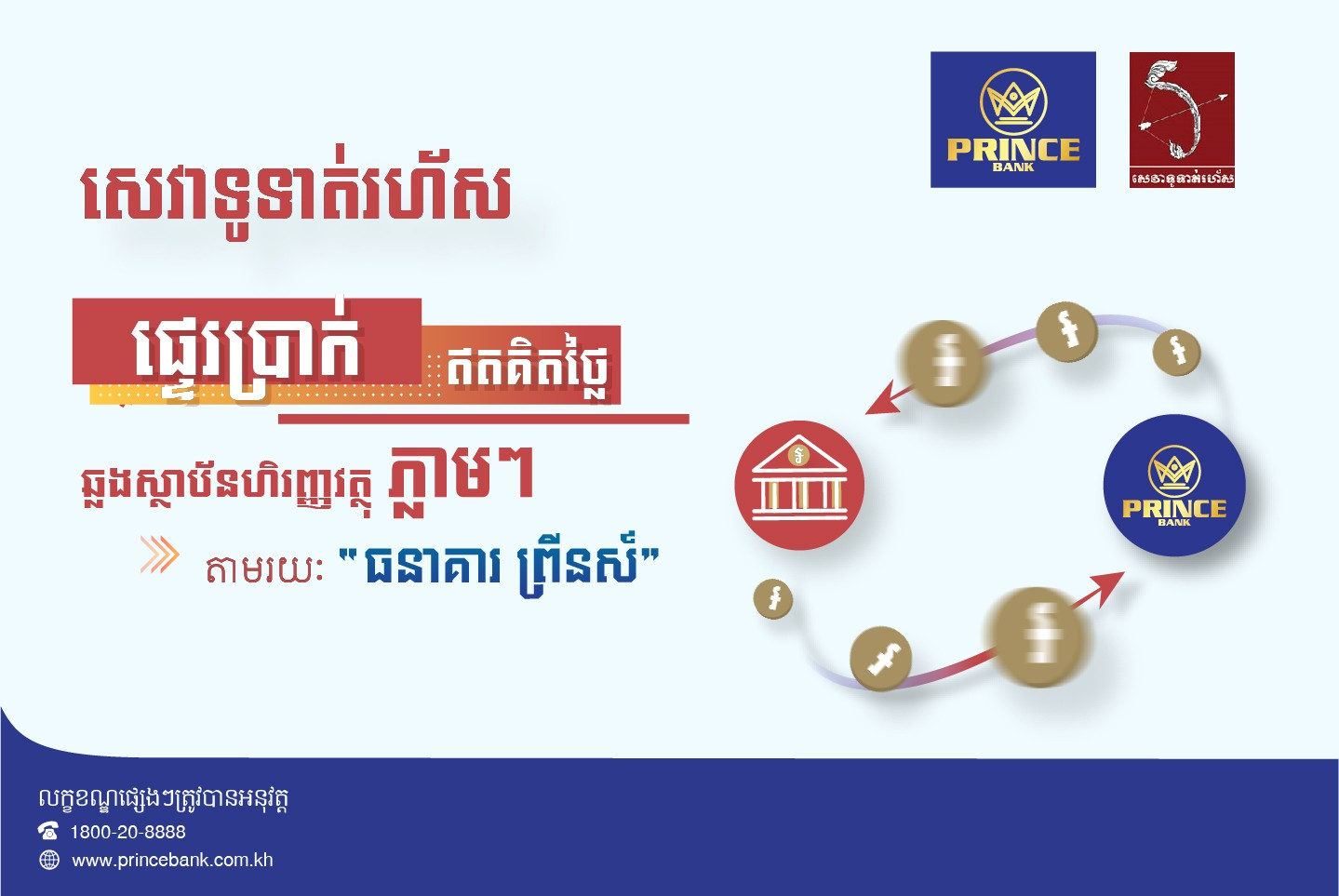 NBC's Fast Payment Service Is Available At Prince Bank
