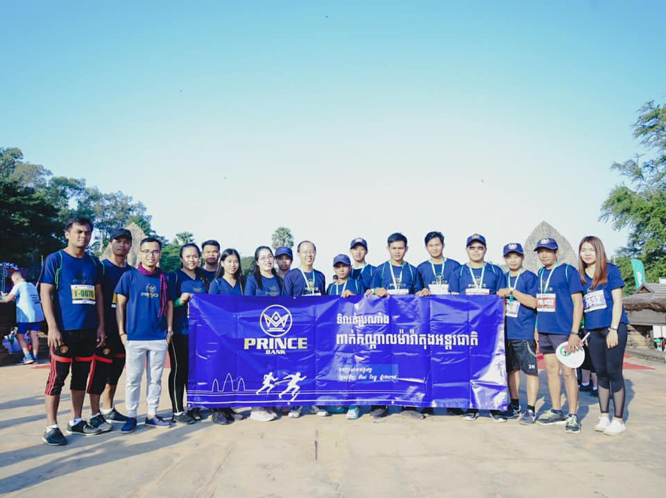 The 24th International Half Marathon in Angkor Wat